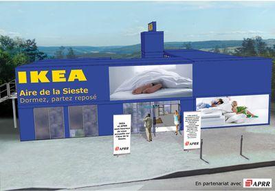 partenariat ikea promoteur de sieste vertueuse. Black Bedroom Furniture Sets. Home Design Ideas