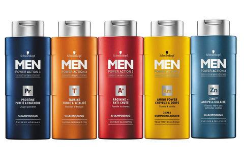 Schwarzkopf Men est la première ligne de shampooings dédiée aux hommes de la  marque allemande. 97b7b7c631a