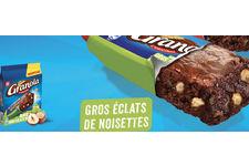 Granola Brownie Gros Éclats de noisettes