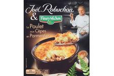 Le Poulet aux Cèpes en ParmentierJoël Robuchon de Fleury Michon