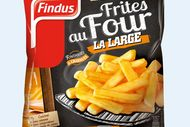 Findus frites au four