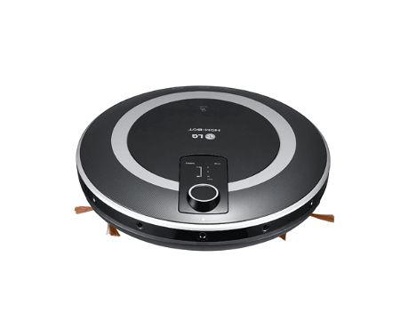 aspirateur robot lg vr1012bs hombot. Black Bedroom Furniture Sets. Home Design Ideas
