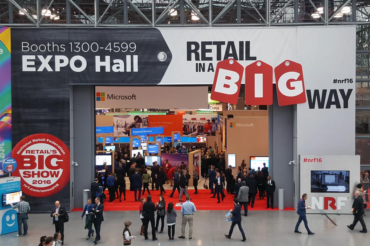 Alors que le CES vient de se terminer, le Retail's Big Show à New York se profile à l'horizon. LSA sera sur place, mais en attendant, voici un premier aperçu de ce que l'on pourra découvrir sur le salon.