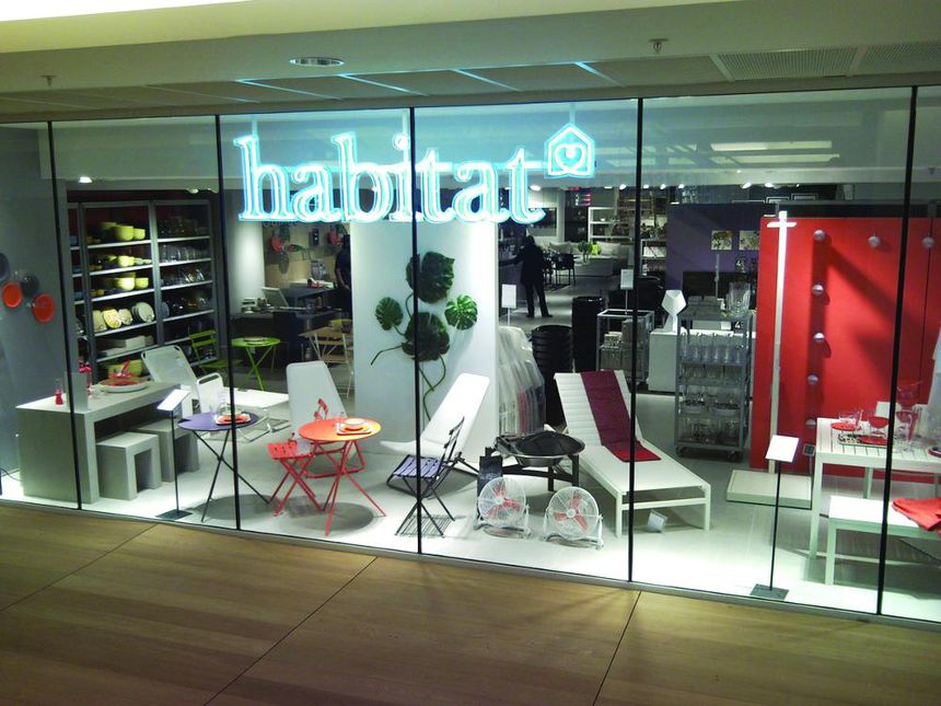 Exclusif Habitat Ferme Son Magasin