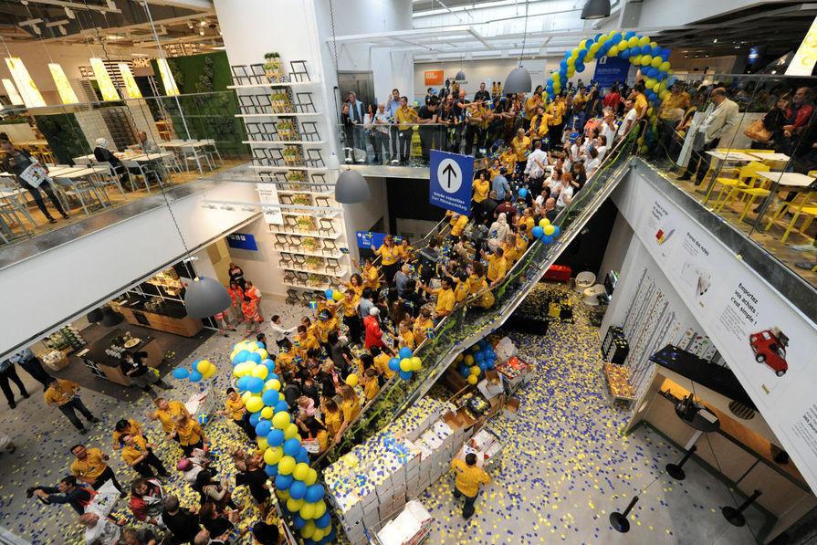 Appel aux entreprises locales for Ikea houston heures de magasin