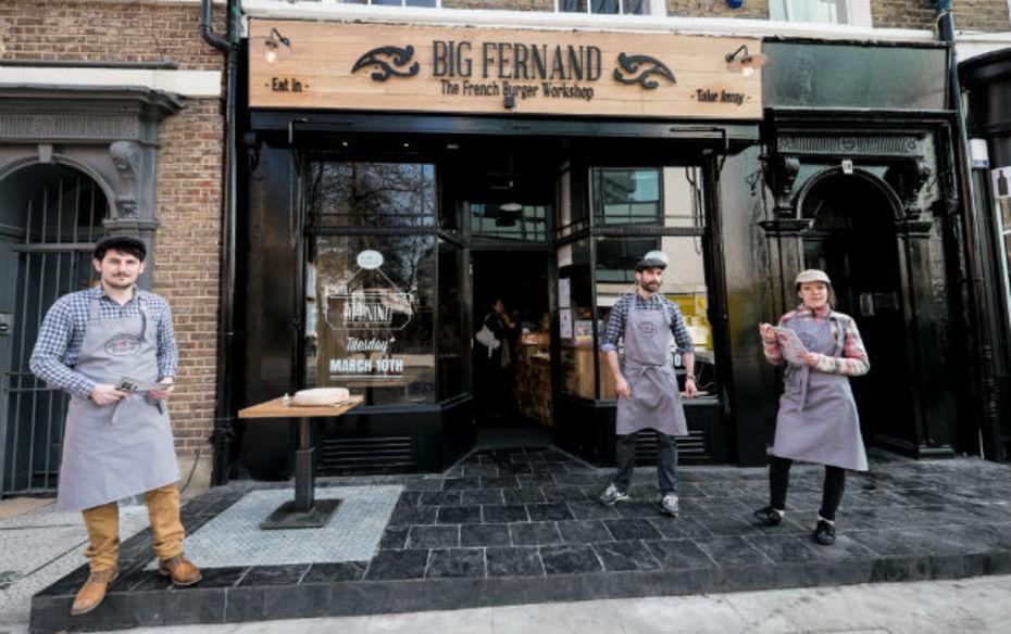 big fernand ouvre son 20 me restaurant. Black Bedroom Furniture Sets. Home Design Ideas