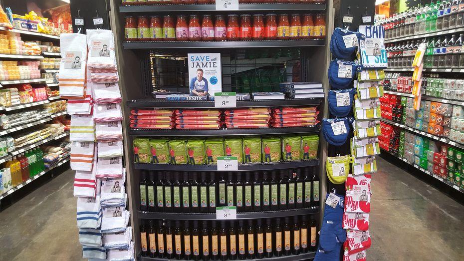 Les le ons du c l bre cuisinier jamie oliver aux distributeurs - Cuisinier anglais jamie oliver ...