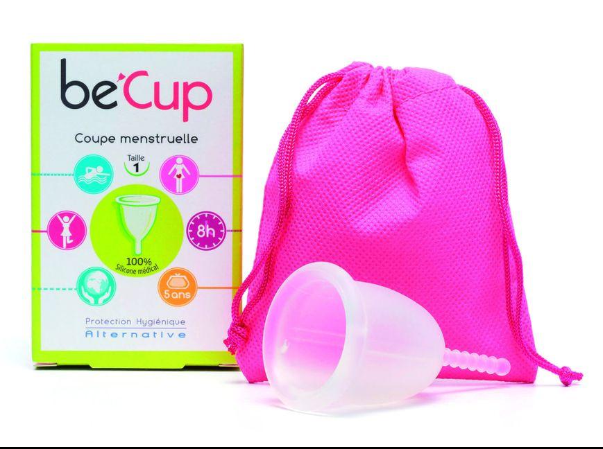 Be 39 cup bouscule l 39 hygi ne f minine dph droguerie parfumerie hygi ne - Mise en place coupe menstruelle ...