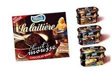 Secret de Mousse au Chocolat Noir La Laitière