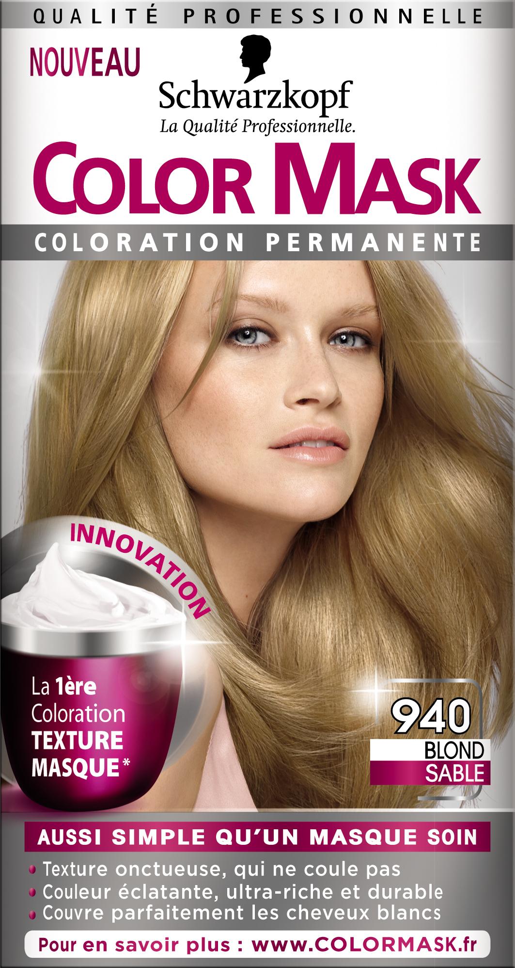 Coloration cheveux marque allemande