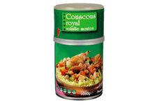 Couscous royal volaille et mouton Auchan
