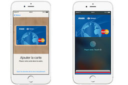 Apple Pay Carrefour