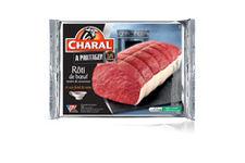 Rôti de bœuf et son fond de veau Charal