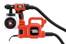Pistolet Basse Pression Black & Decker HVLP400