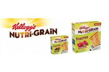 Nutri-Grain, A Toaster Abricot de Kellogg's