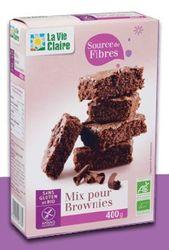 « Mix pour Brownies bio » La Vie Claire