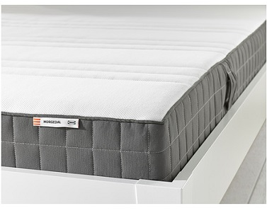 le matelas en mousse morgedal d ikea de ikea france. Black Bedroom Furniture Sets. Home Design Ideas