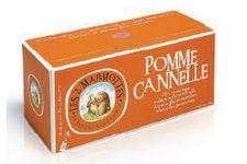 L'infusion pomme cannelle par Les 2 Marmottes