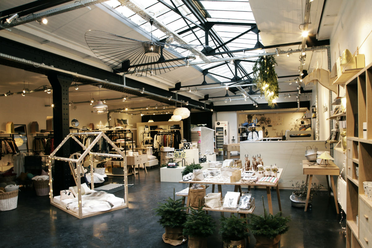 E commerce smallable ouvre sa premi re - La redoute adresse magasin paris ...