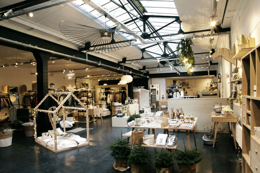 La boutique smallable le temple parisien de l 39 enfant for Au maison online shop