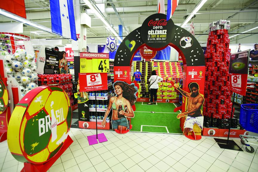 Boissons la coupe du monde de foot en les dossiers lsa de la grande consommation - Boisson coupe faim maison ...