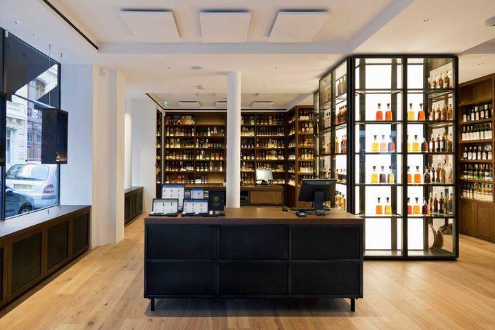 La Nouvelle Maison Du Whisky En Images