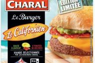 Le Burger Californien de Charal