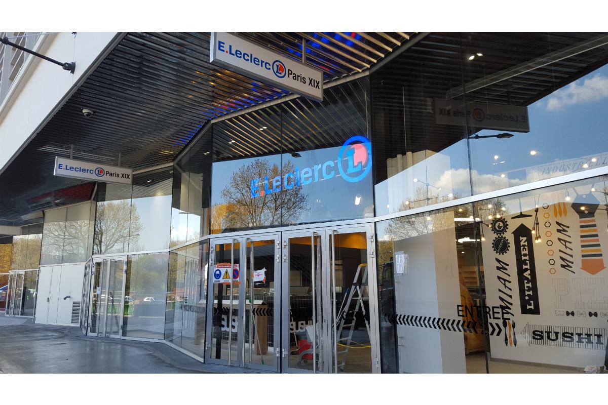 Consommation En Centre Ville Et Centres Commerciaux
