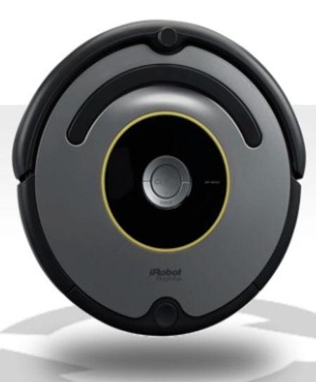 aspirateur robot irobot roomba 630. Black Bedroom Furniture Sets. Home Design Ideas