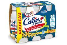 Calin + à Boire Saveur Vanille de Yoplait