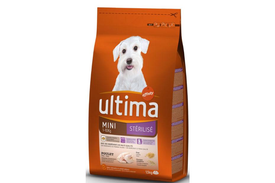 Ultima veut lutter contre l ob sit des animalerie petfood - Comparatif croquettes chien 60 millions ...
