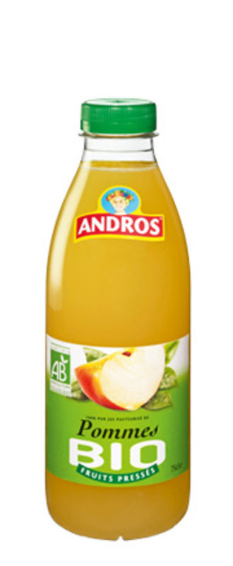 Jus de pommes bio andros - Jus de pomme maison sans centrifugeuse ...