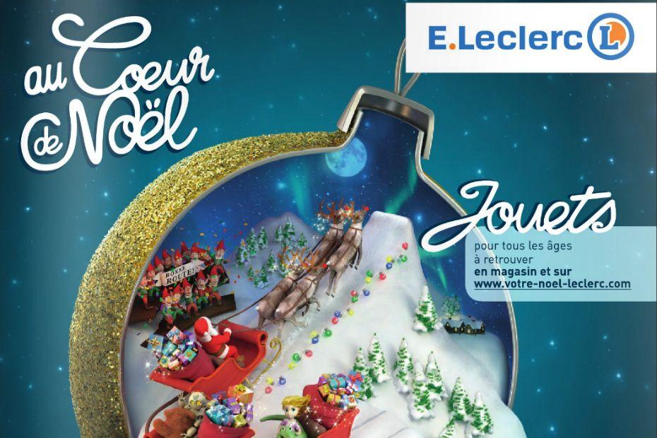 decoration de noel 2018 leclerc Le catalogue Noël 2015 de Leclerc est en ligne !   Loisirs, culture decoration de noel 2018 leclerc