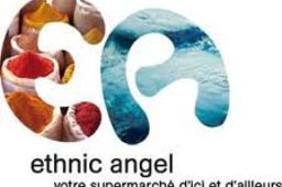 ethnic angel logo
