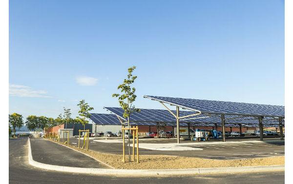 Panneaux photovolta ques - Centre commercial enox ...