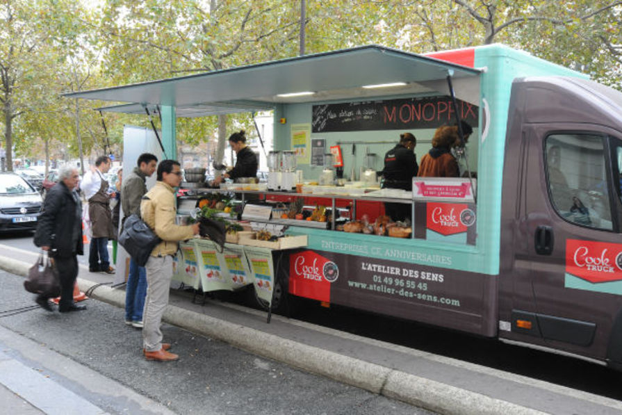 Annuaire Food Truck