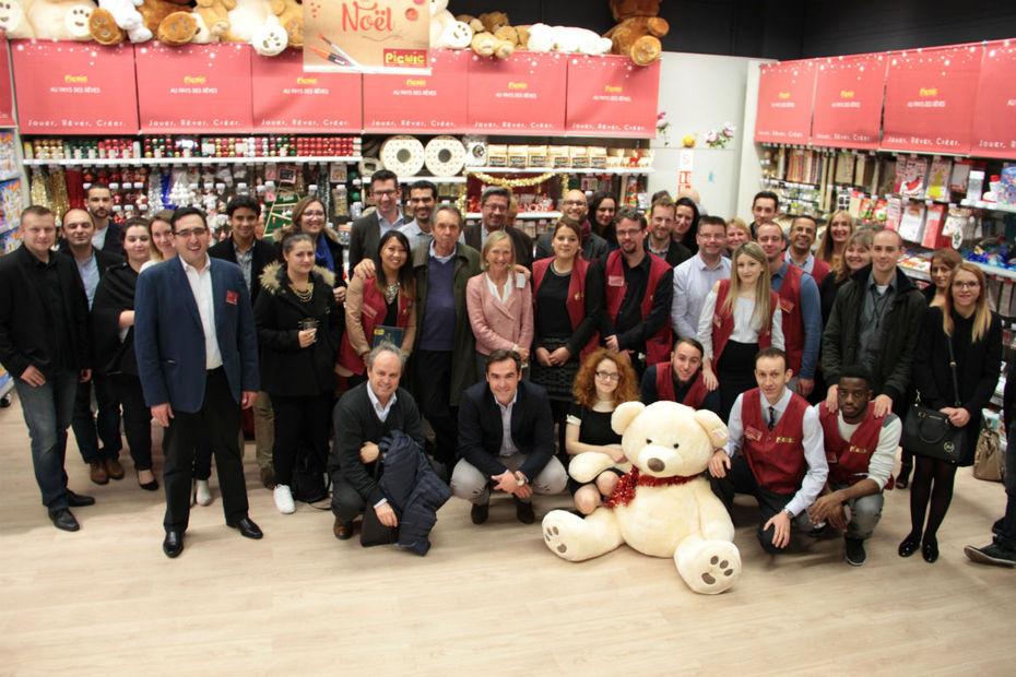 Picwic inaugure son 24 me magasin loisirs culture - Magasin de loisirs creatifs ...
