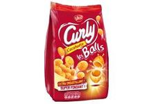 Curly Cacahuète Les Balls