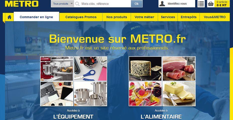 Metro veut réconcilier Web et points de vente... - Dossiers LSA Conso