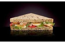 Sandwich So Gourmand Poulet Curry Poivron Rouge de Sodebo