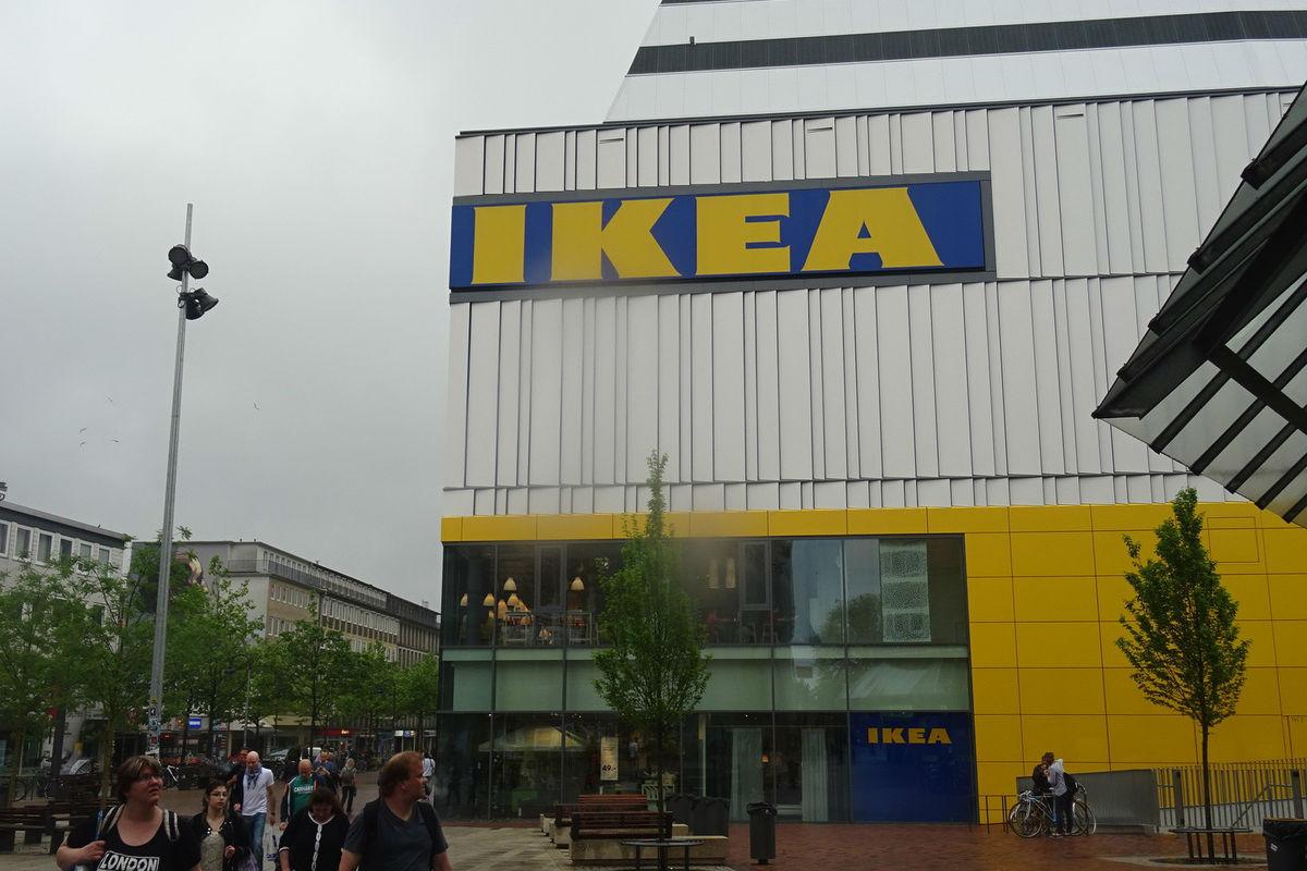 Les moins bons chiffres d 39 ikea dans le monde for Ikea dans nyc manhattan