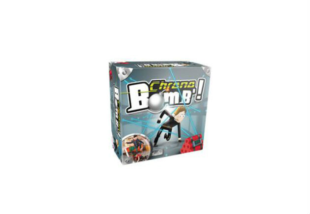 Avec chrono bomb 39 dujardin dynamite le loisirs culture for Dujardin jouet