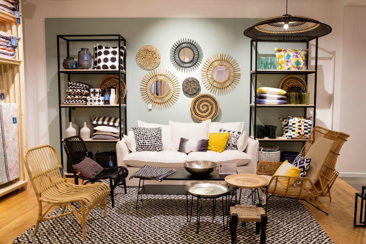 la redoute range la maison diaporama. Black Bedroom Furniture Sets. Home Design Ideas