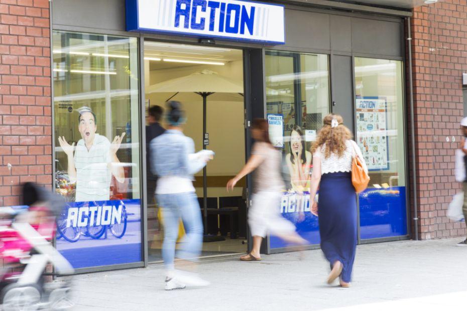 action d passe la barre des 100 magasins en bazar. Black Bedroom Furniture Sets. Home Design Ideas