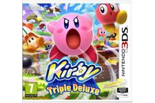 Jeu Kirby Triple Deluxe