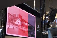 Adidas installe treize start-up au sein du campus Station F, à Paris.