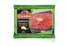Carpaccio au Parmesan Charal