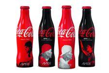 Avicii habille Coca-Cola