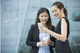 75 % de l'e-commerce en Chine passe par le mobile.