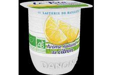 Danone Bio Arôme Naturel de Citron